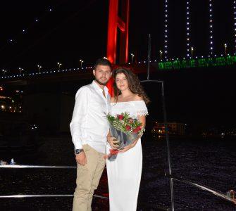 yatta lazerli evlilik teklifi