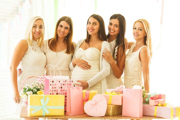yatta baby shower kutlaması